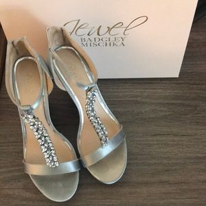 Jewel Badgley Mischa Heels - only worn a few hours